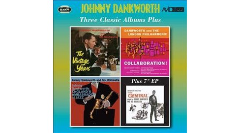 Johnny Dankworth - Vintage Years/Collaboration/England's (CD) - image 1 of 1