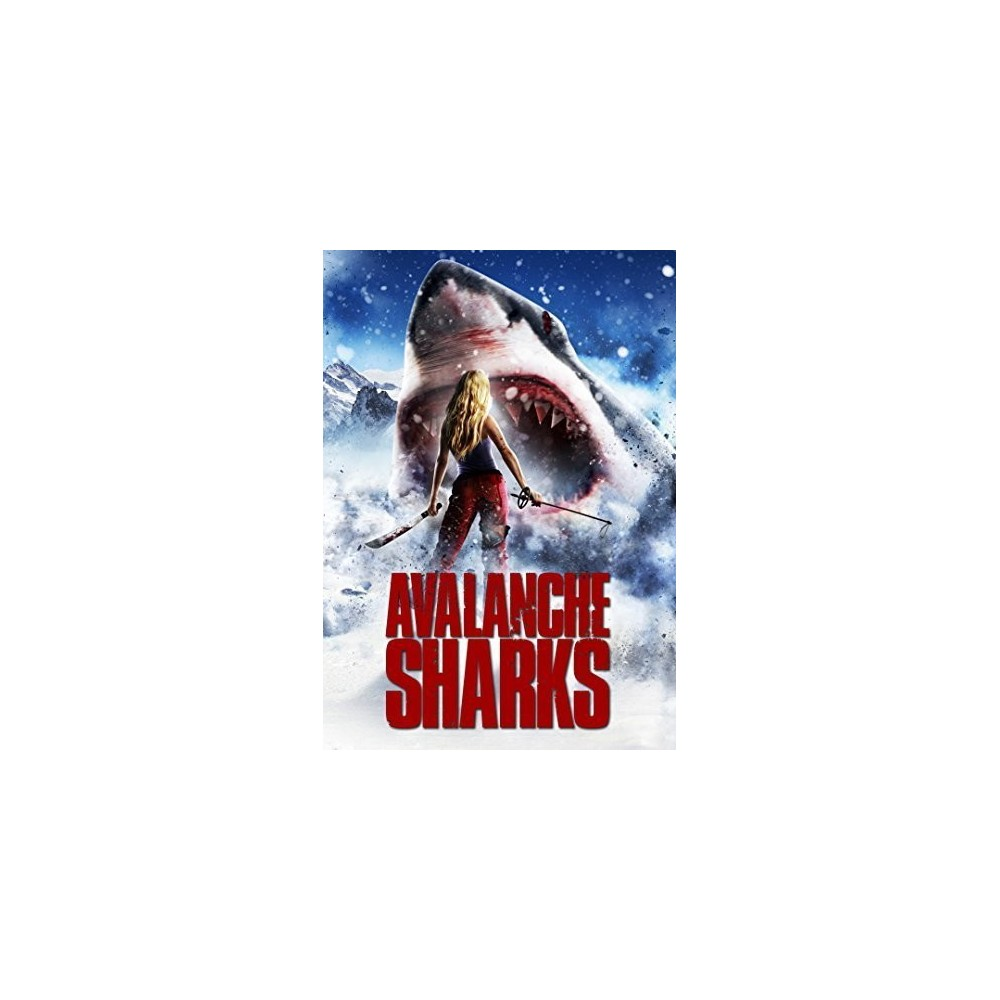 Avalanche sharks (Dvd), Movies