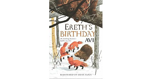 Ereth's Birthday (Reprint) (Paperback) (Avi) - image 1 of 1