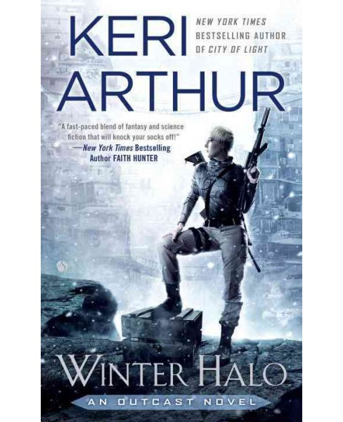 Winter Halo (Paperback) (Keri Arthur) - image 1 of 1