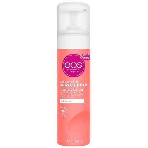 eos Shea Better Shave Cream - Pink Citrus - 7 fl oz - image 1 of 4