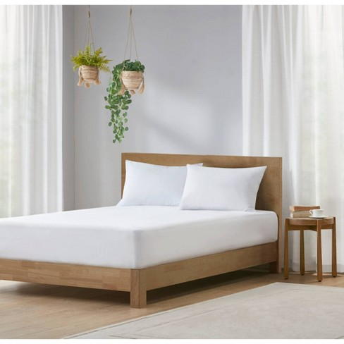 2pc Mattress & Pillow Protector Set with Allergen Barrier - Clean Spaces - image 1 of 4