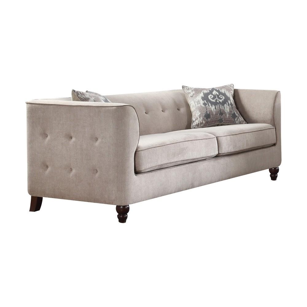 Acme Furniture Cyndi Sofa Light Acme Furniture Cyndi Sofa Light Gray Gender: unisex.
