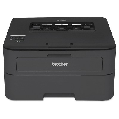 Brother HL-L2340DW Compact, Wireless Monochrome Laser Printer With Duplex Printing - Black (HLL2340DW)