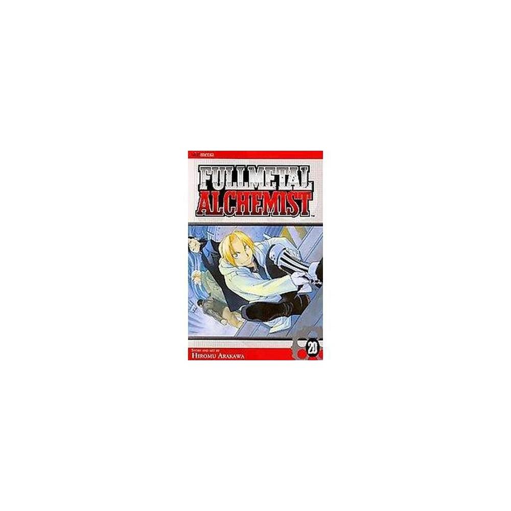 Fullmetal Alchemist 20 (Paperback) (Hiromu Arakawa)