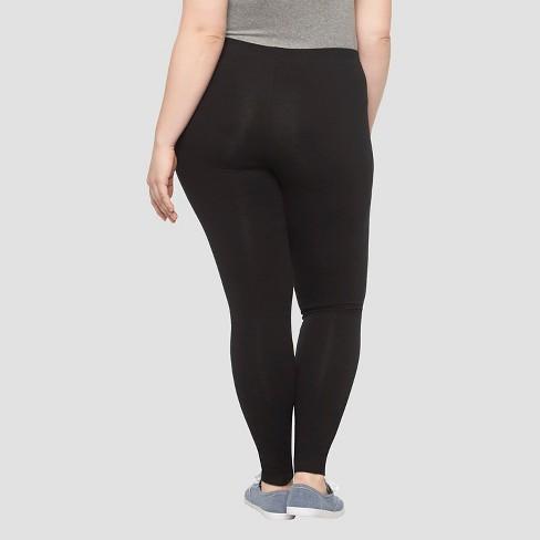 7db03b362be Women s Plus Size Leggings - Ava   Viv™   Target