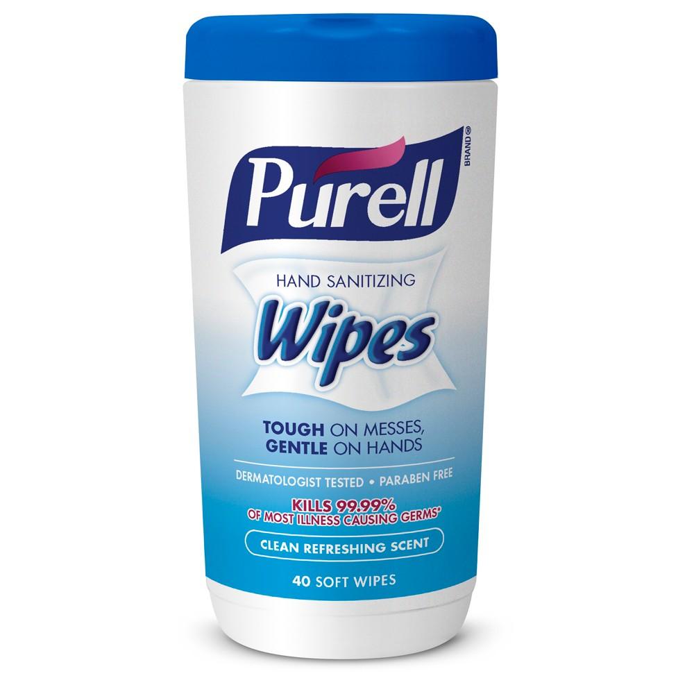 Image of Purell Fresh Hand Sanitizer - 40ct