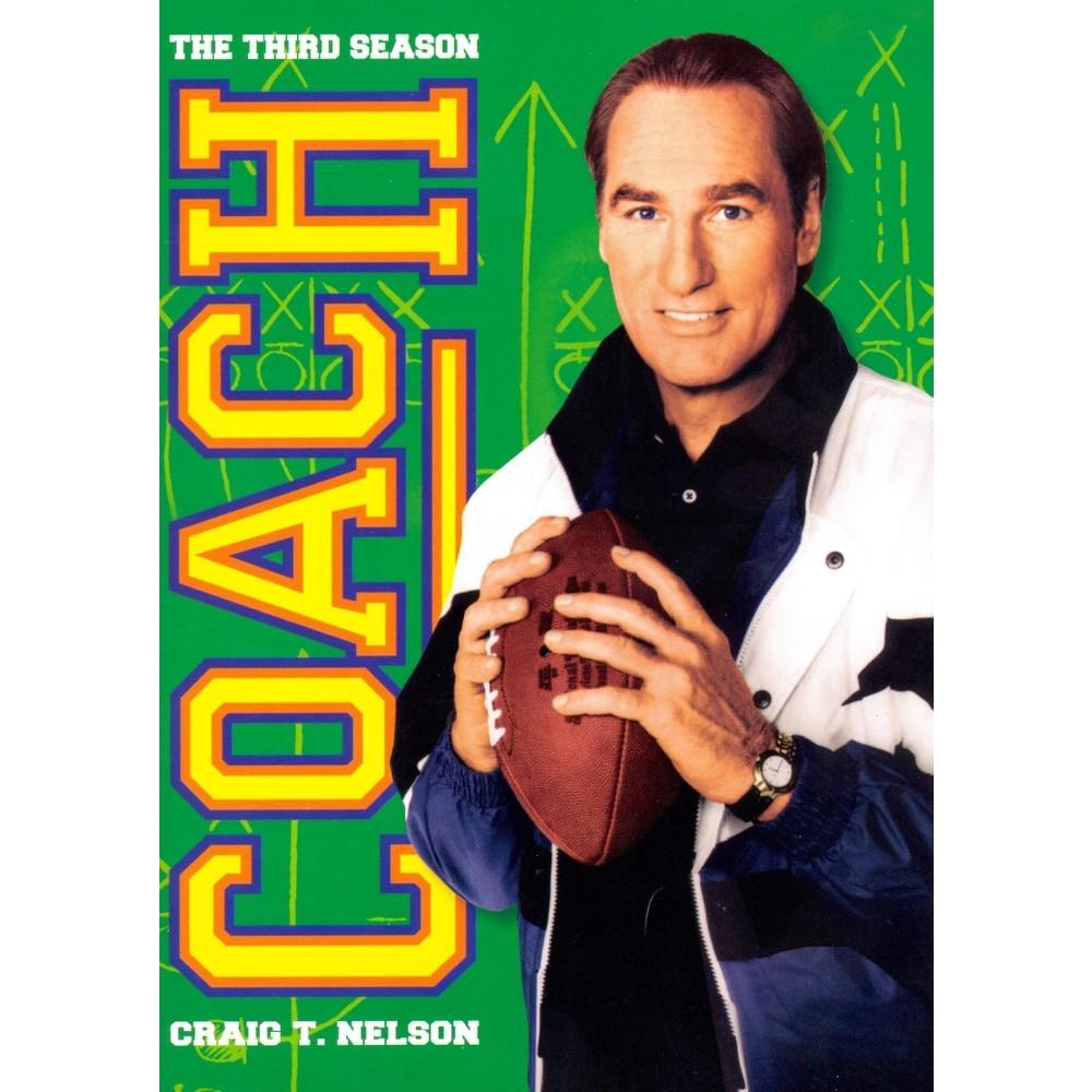 Coach: The Third Season [3 Discs]