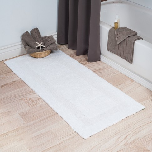 Solid Reversible Long Bath Rug 24 X 60 Yorkshire Home Target