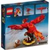 LEGO Harry Potter Fawkes, Dumbledore's Phoenix 76394 597pc Building Kit - image 4 of 4