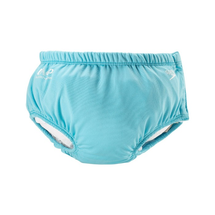 Speedo Reusable Swim Diapers Teal - S - image 1 of 1
