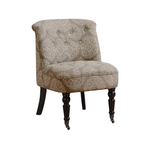 Accent Chair - Snowflake - EveryRoom - image 1 of 2