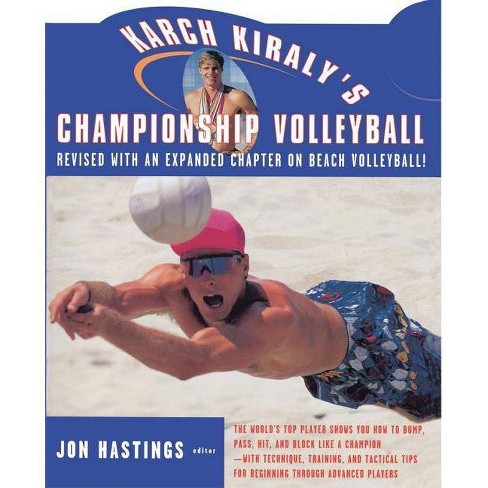 Karch Kiraly's Championship Volleyball - (Paperback) - image 1 of 1