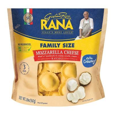 Rana Mozzarella Cheese Ravioli - 20oz