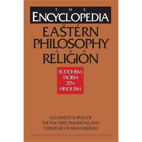 The Encyclopedia of Eastern Philosophy and Religion - by  Shambhala (Paperback) - image 1 of 1