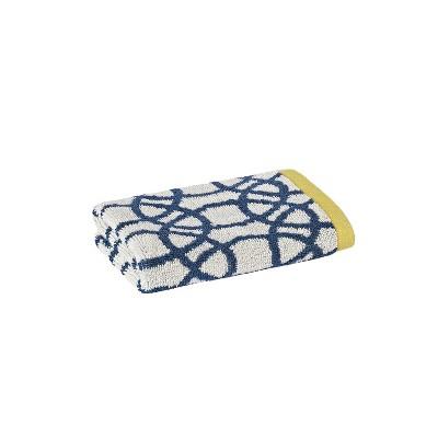 Lace Washcloth Indigo - Scion