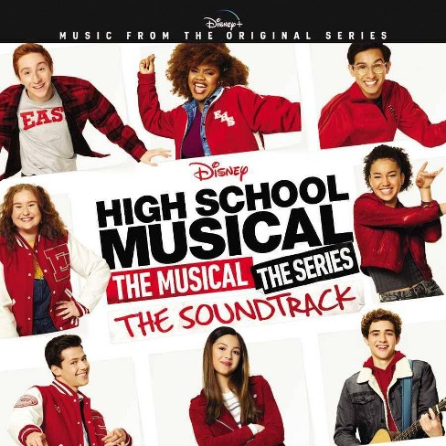 High School Musical: The Musical: The Series (CD) - image 1 of 1