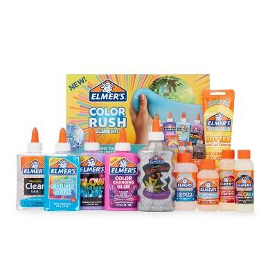 Elmer's Color Rush Slime Kit