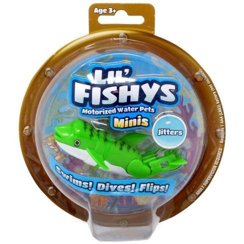 Lil' Fishys Minis Jitters Motorized Water Pet - image 1 of 1