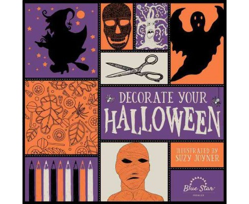 Decorate Your Halloween (Paperback). - image 1 of 1