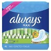 Always Maxi Pads With Wings - Size 2 - 42ct - image 3 of 4