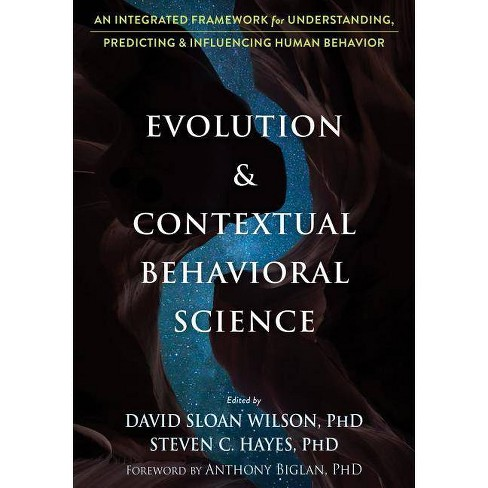 Evolution and Contextual Behavioral Science - (Paperback) - image 1 of 1