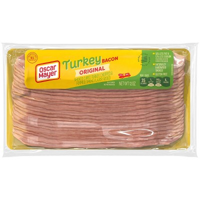 Oscar Mayer Turkey Bacon - 12oz