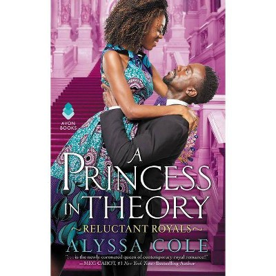 A Princess in Theory - by  Alyssa Cole (Paperback)
