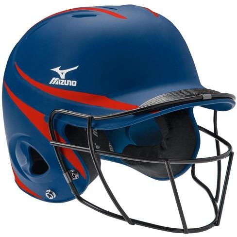 735bdff34 Mizuno Womens Softball Protective - Mvp Series L/Xl Batting Helmet With  Fastpitch Softball Mask - 380353