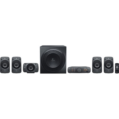 Logitech Z906 5.1 Speaker System, 500 W RMS 980-000467
