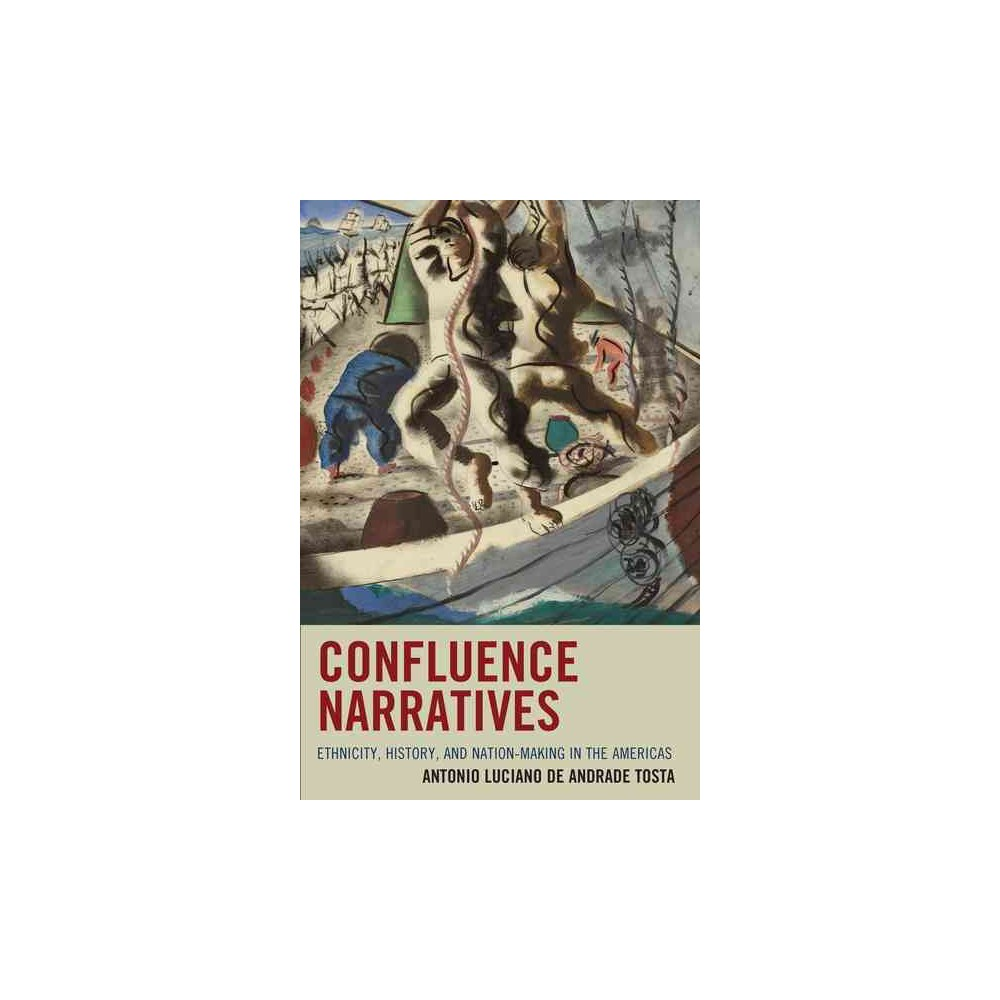 Confluence Narratives : Ethnicity, History, and Nation-Making in the Americas (Hardcover) (Antonio