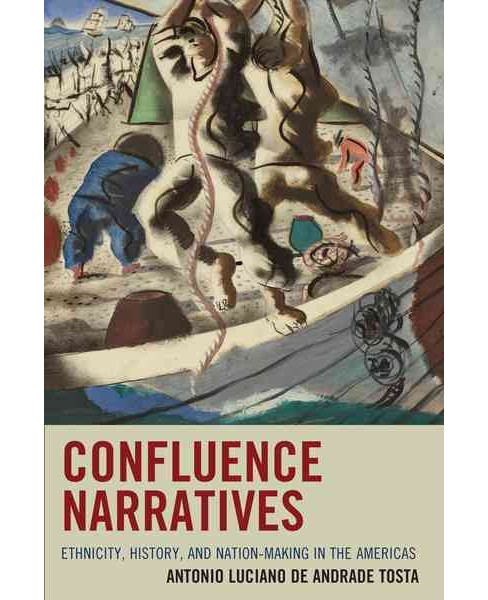 Confluence Narratives : Ethnicity, History, and Nation-Making in the Americas (Hardcover) (Antonio - image 1 of 1
