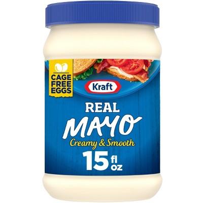 Kraft Mayonnaise 15oz