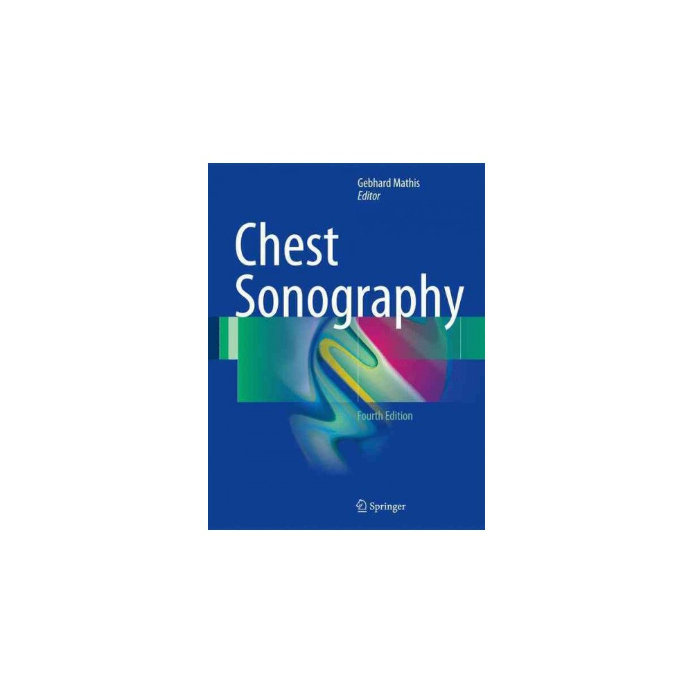 Chest Sonography - (Hardcover)