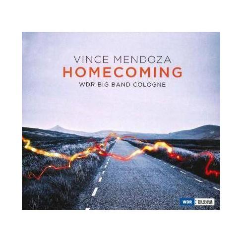 Vince Mendoza - Homecoming (CD) - image 1 of 1