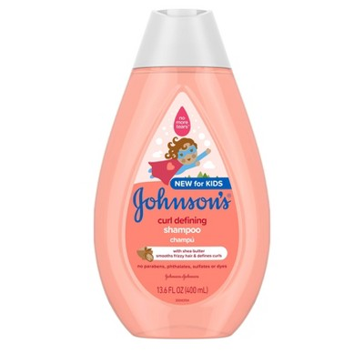 Johnson's Curl Defining Shampoo - 13.6 fl oz