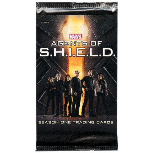 Marvel Season One Agents of S.H.I.E.L.D. Trading Card Pack - image 1 of 1