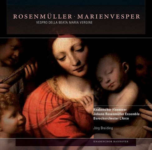 Various - Rosenmuller:Vespro della beata maria (CD) - image 1 of 1