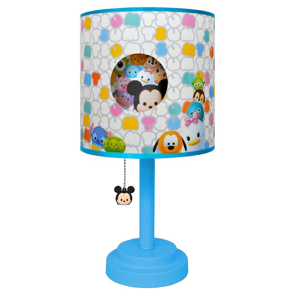 Tsum Tsum Table Lamp, Multi-Colored