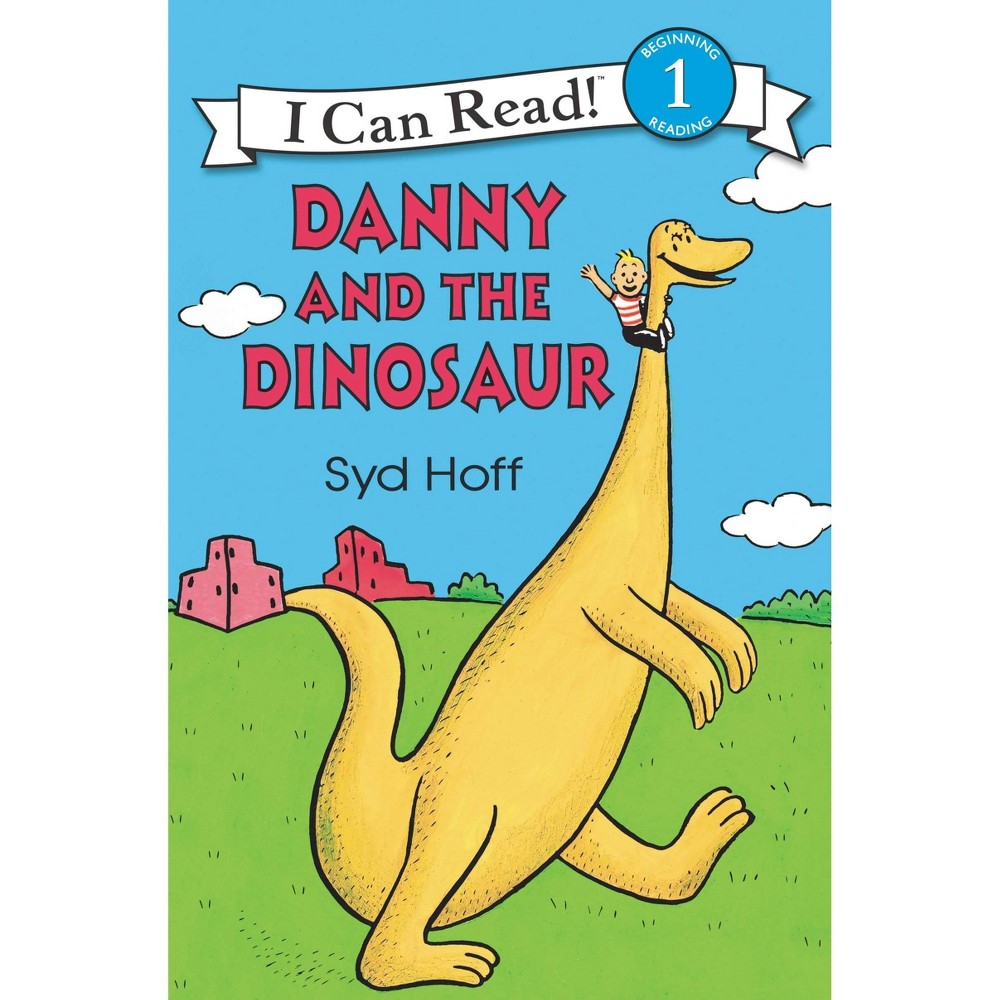 Danny And The Dinosaur By Syd Hoff Paperback