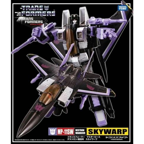 Takara Transformer Masterpiece Action Figure: MP-11SW Skywarp - image 1 of 1