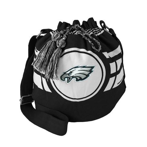 a6ca765a644 NFL Philadelphia Eagles Drawstring Bucket Bag   Target