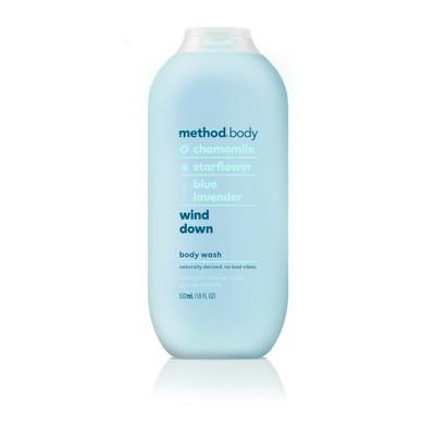 Method Body Wash Wind Down - 18oz