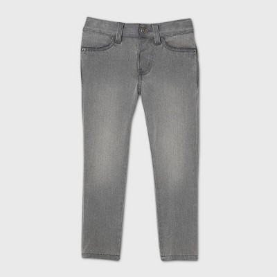 Toddler Girls' Ultimate Stretch Skinny Jeans - Cat & Jack™ Gray 3T