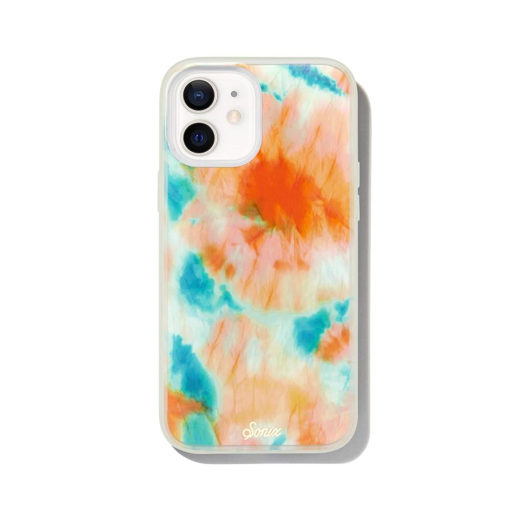 Sonix Apple Iphone 12 Mini Clear Coat Case Orange Glow