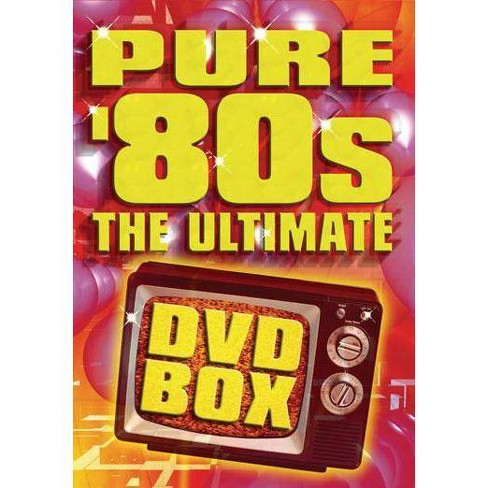 Pure 80's: The Ultimate DVD Box - image 1 of 1