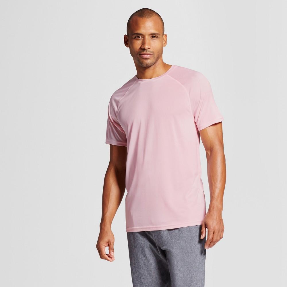 Men's Tech T-Shirt - C9 Champion Paleo Pink Heather XL