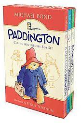 Paddington Classic Adventures Box Set : A Bear Called Paddington, More About Paddington, Paddington