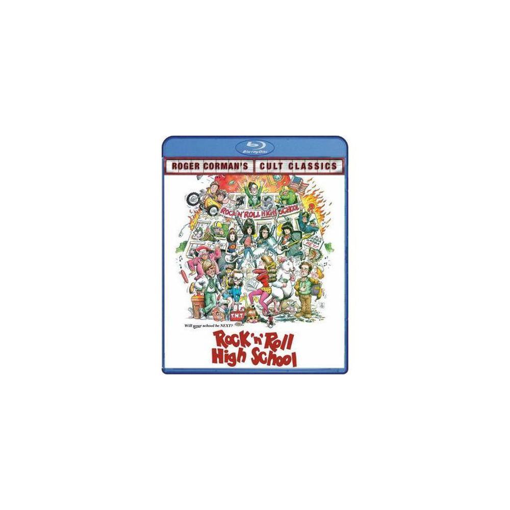 Rock N Roll High School Blu Ray 2010
