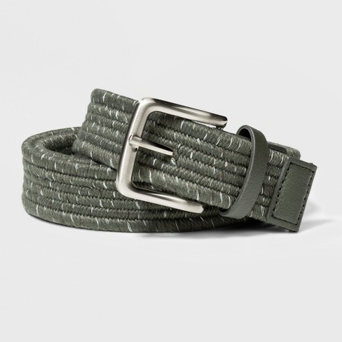 Men's Stretch Belt - Goodfellow & Co™ - image 1 of 1